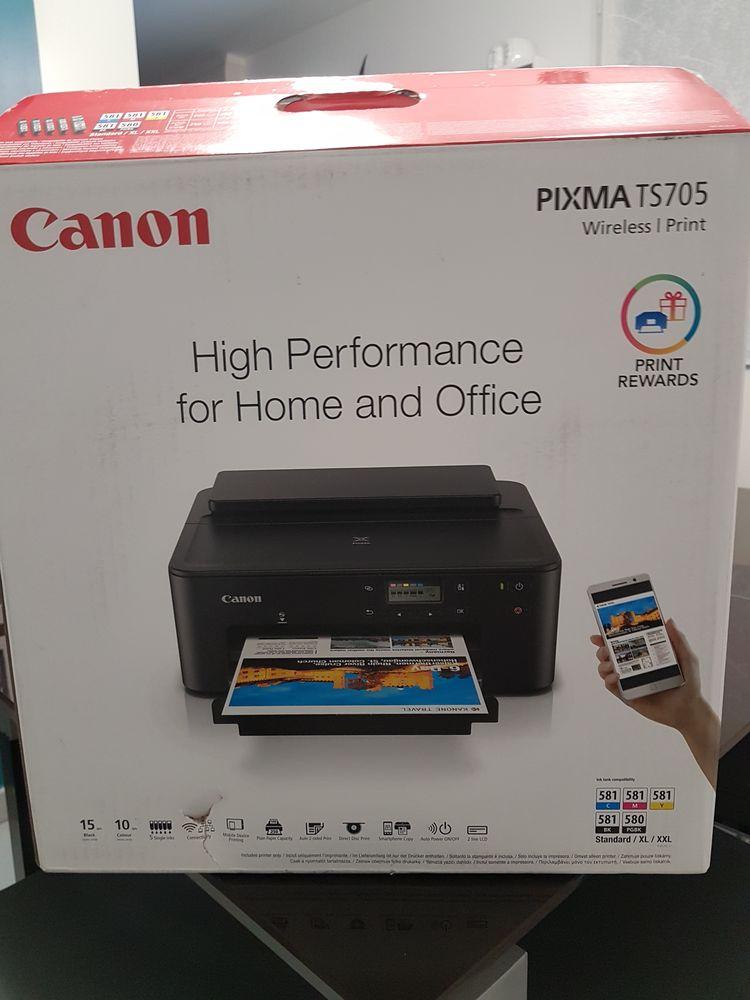 Imprimante Canon Pixma TS 705 78 Mérignac (33)