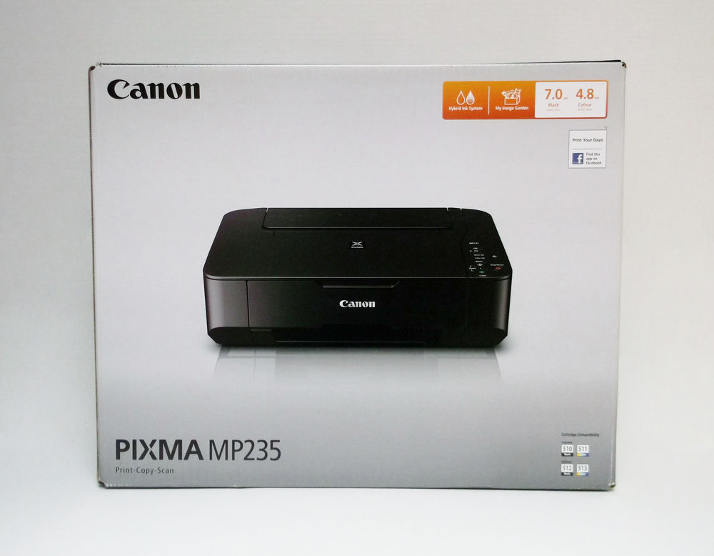 Imprimante Canon PIXMA MP235 36 Fossemagne (24)