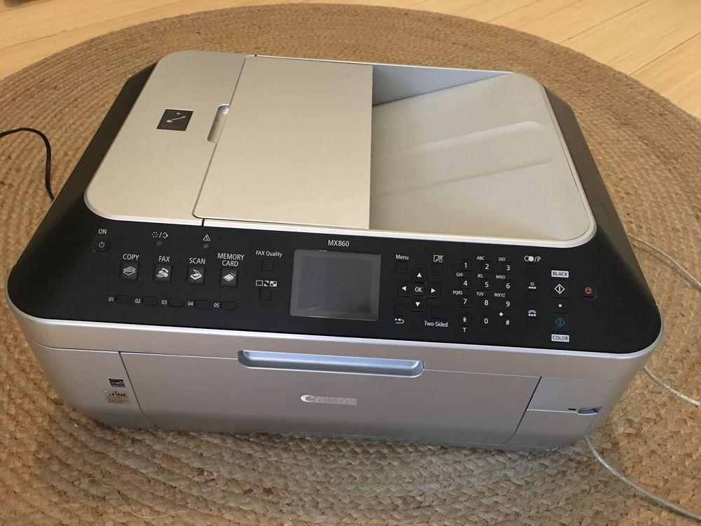 Imprimante canon pixma mx 860 80 Lille (59)