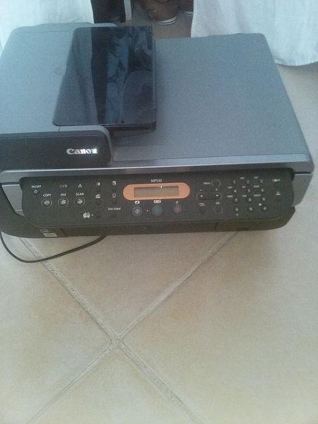 imprimante CANON scanner FAX 20 Marseille 14 (13)