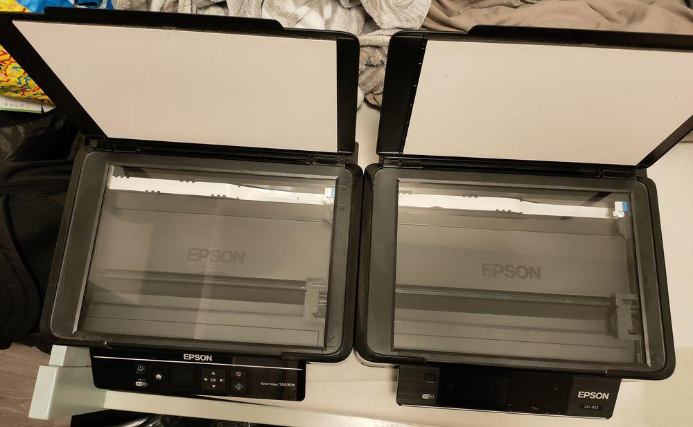 2 Imprimante Epson ensemble 50 Bagneux (92)