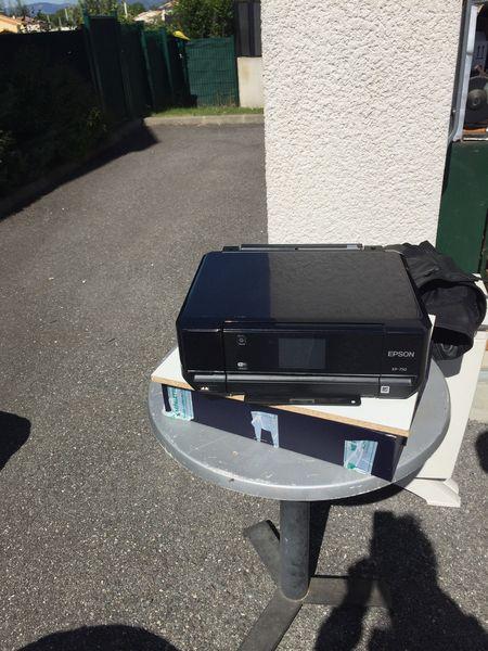 Imprimante Epson Expression Photo XP-750  50 Beaumont-lès-Valence (26)