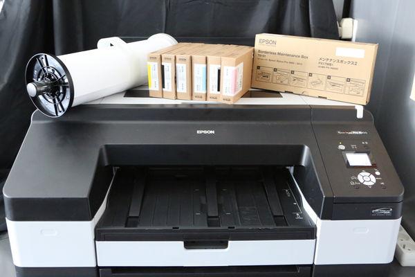 imprimante EPSON  stylus 4900 passe tout formats  2000 Auch (32)