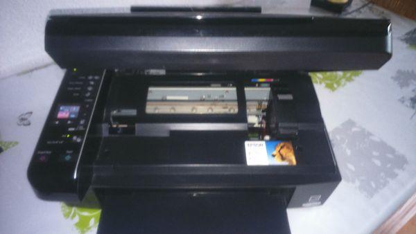 imprimante epson stylus sx215