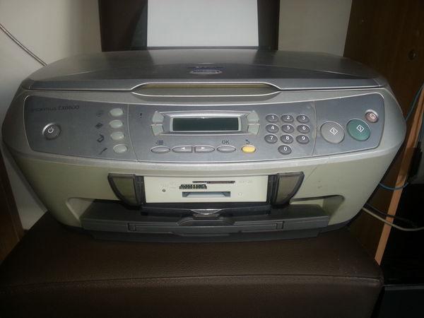 imprimante Epson stylus cx 6600 30 Tourcoing (59)