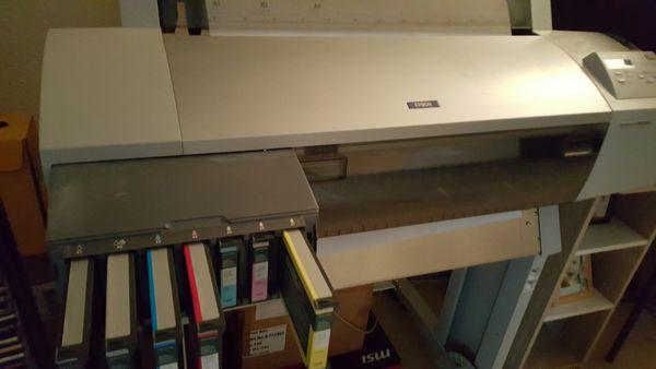 imprimante epson stylus pro 7600 450 Négrondes (24)
