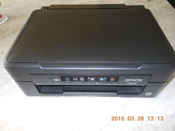 Imprimante EPSON XP215 30 Cesson-Sévigné (35)