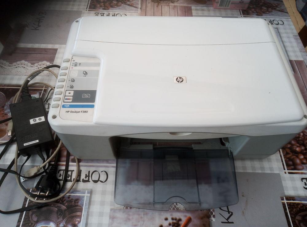 IMPRIMANTE HP F380 Matériel informatique