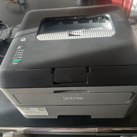 imprimante laser brother mono chrome Matériel informatique