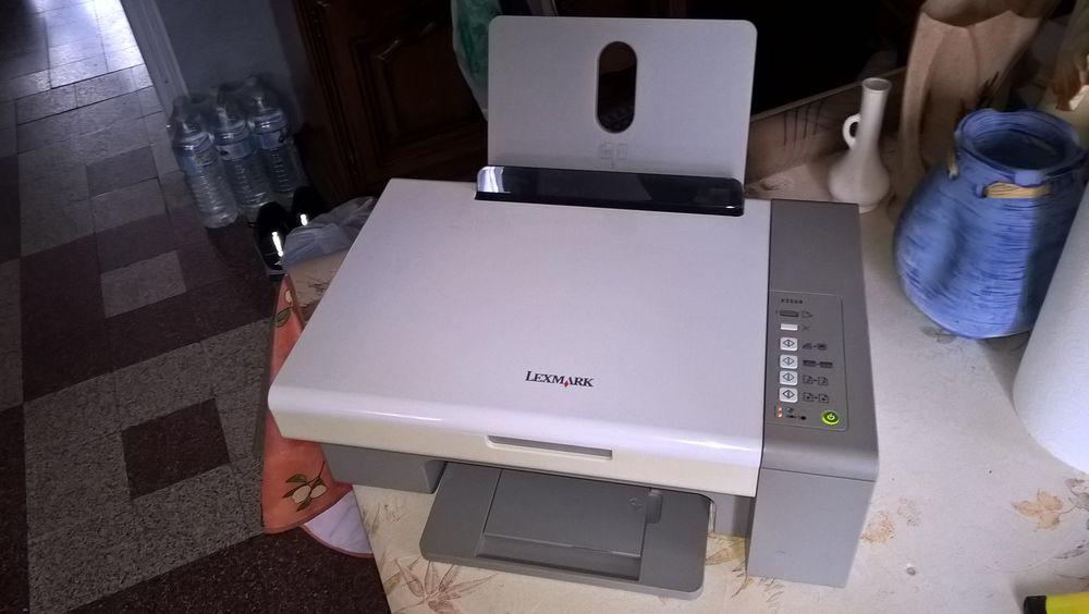 Imprimante LEXMARK X2550. 12 Flers-en-Escrebieux (59)