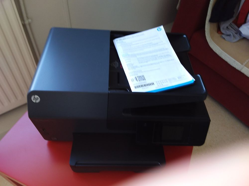 Imprimante HP OFFICE JET 6800 18 Amboise (37)