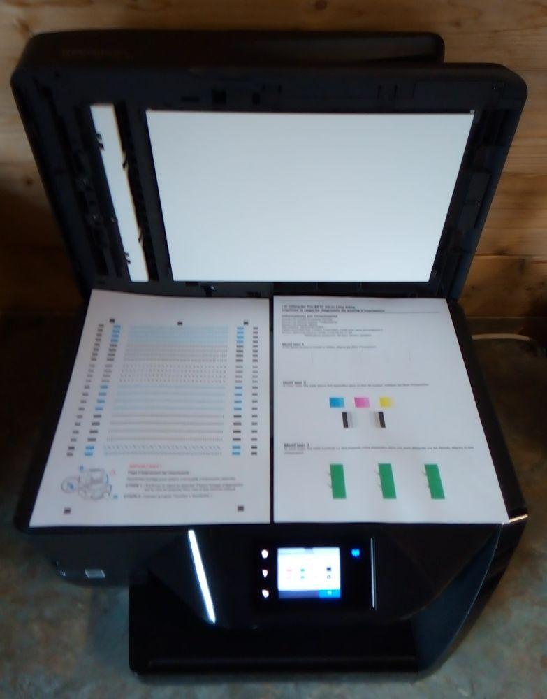 Imprimante HP officejet pro 6970  60 Maubeuge (59)