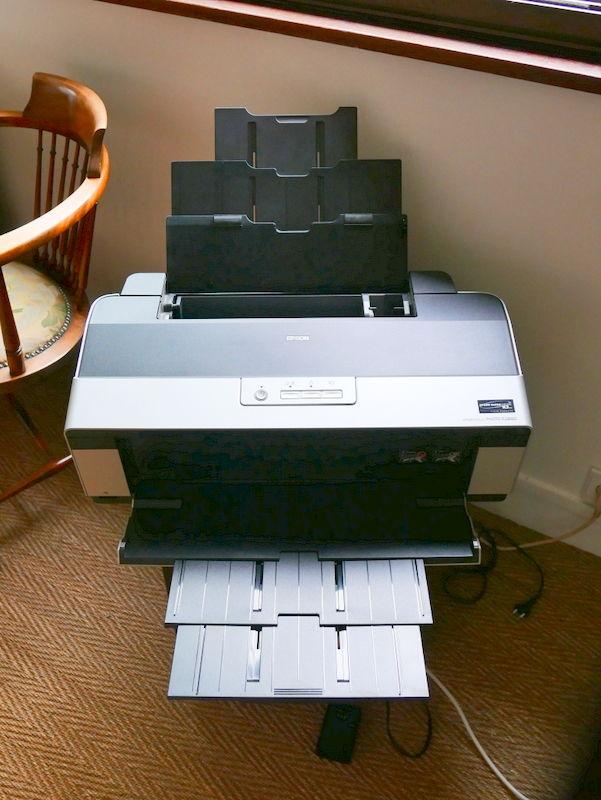 Imprimante photo Epson stylus photo R2880 0 Neuilly-sur-Seine (92)