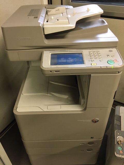 d'une imprimante/photocopieur couleur A3-A4 CANON Matériel informatique