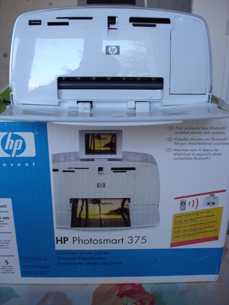 IMPRIMANTE HP PHOTOSMART 370 SERIES 30 Vénissieux (69)