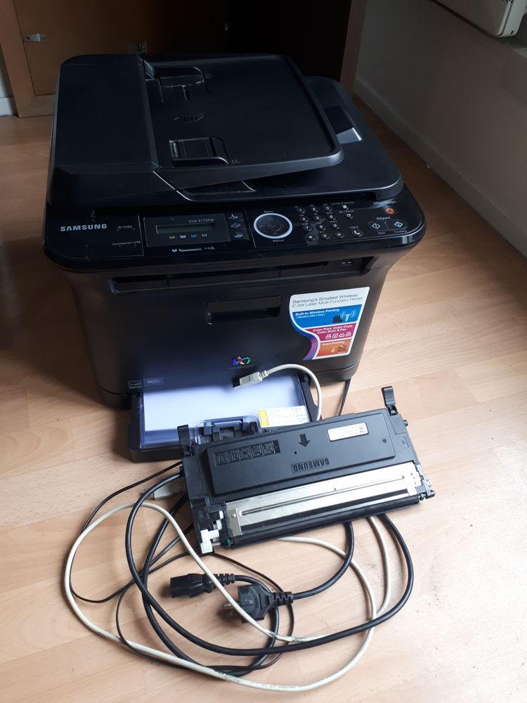 Imprimante Samsung CLX-3175FW 150 Ivry-sur-Seine (94)