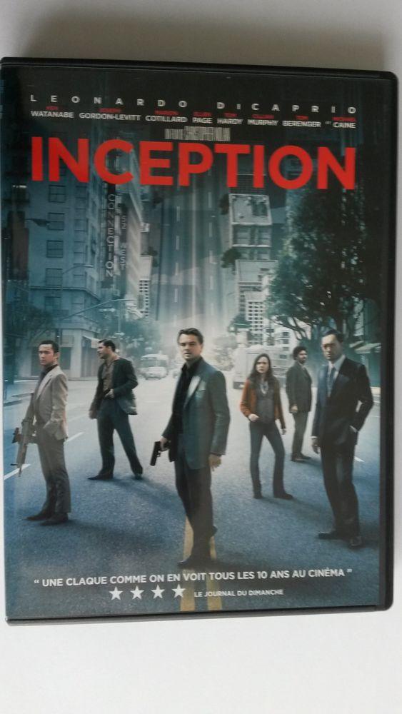 DVD - INCEPTION 0 Montigny-le-Bretonneux (78)