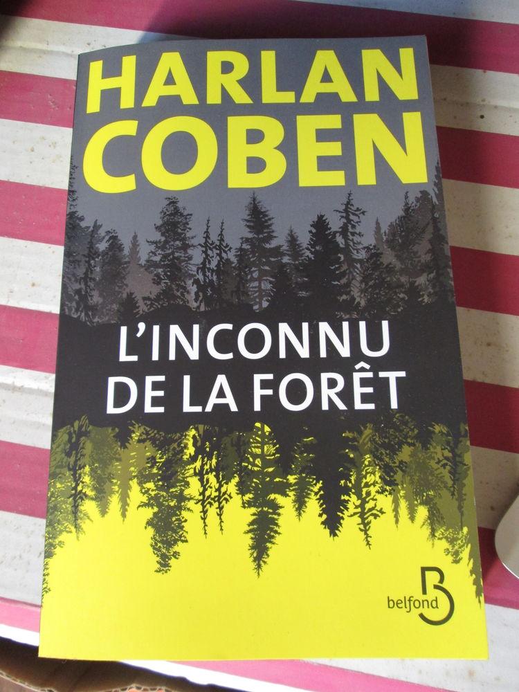 L'inconnu de la forêt (H. Coben) thriller neuf 10 Herblay (95)