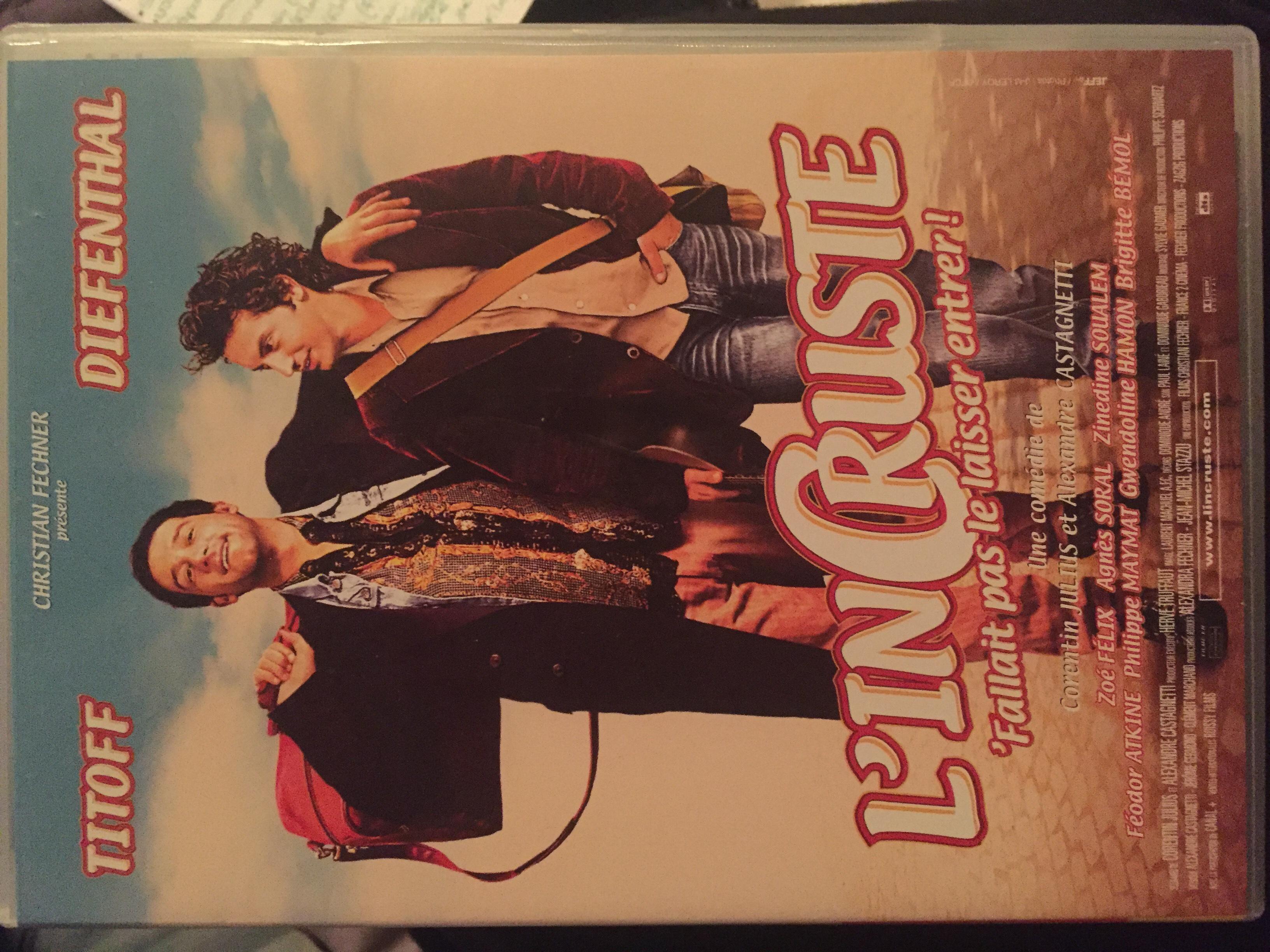 DVD L'incruste 5 Alfortville (94)