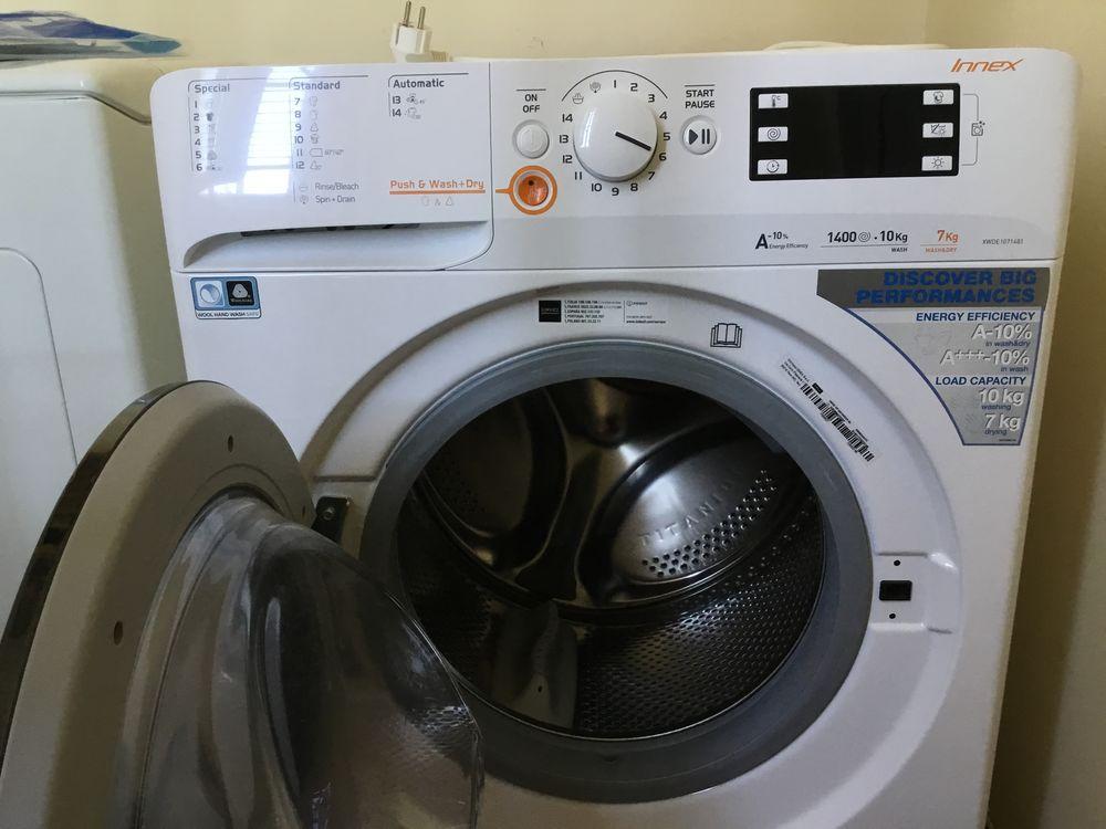 9b2bfbf411aec Achetez indesit lave-linge quasi neuf