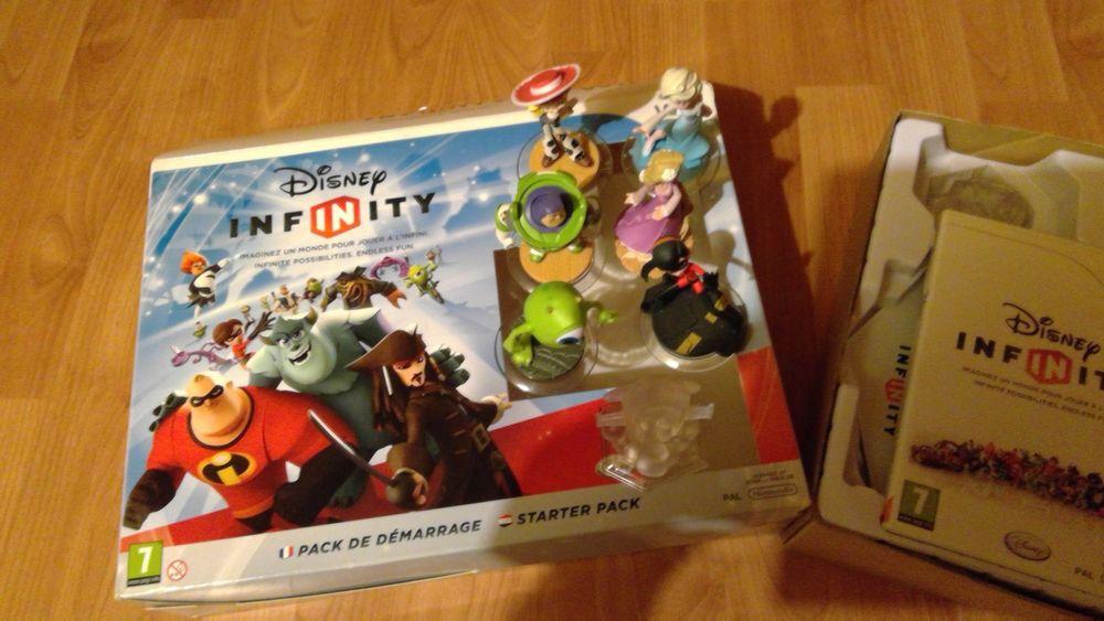 kit wii infinity disney Jeux / jouets