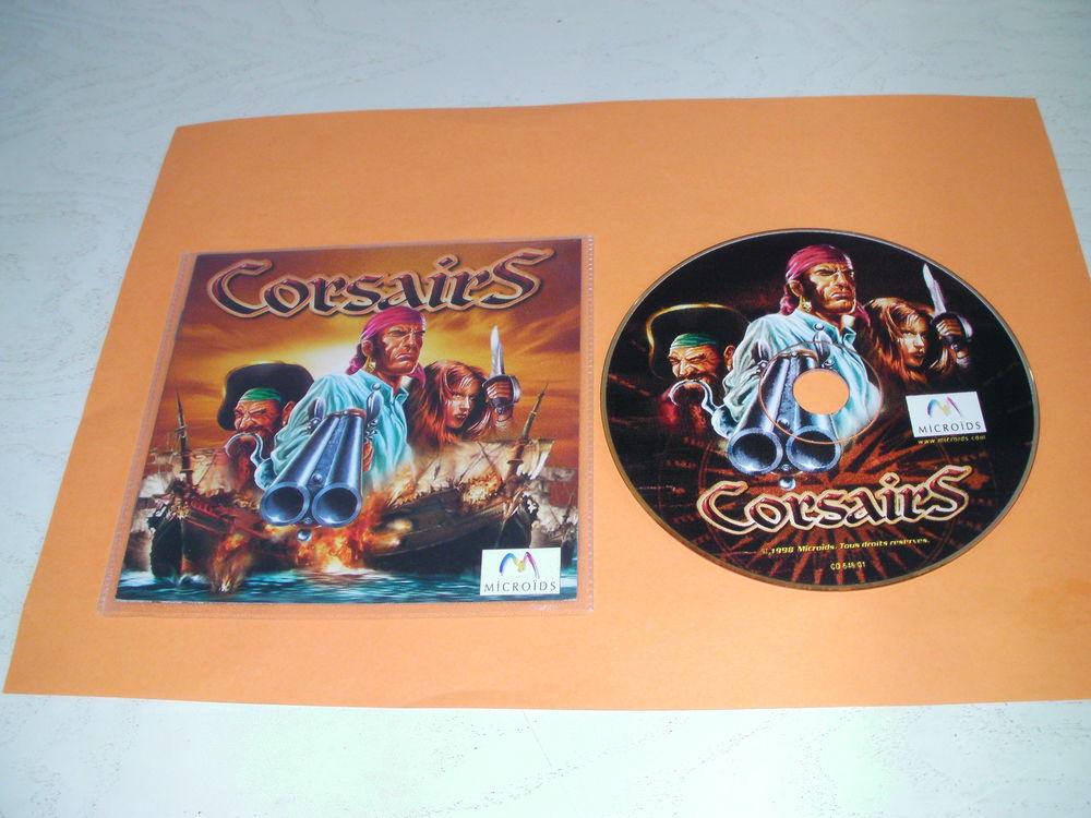 CD JEU INFORMATIQUE CORSAIRS - MICROIDS 1 Saint-Etienne (42)