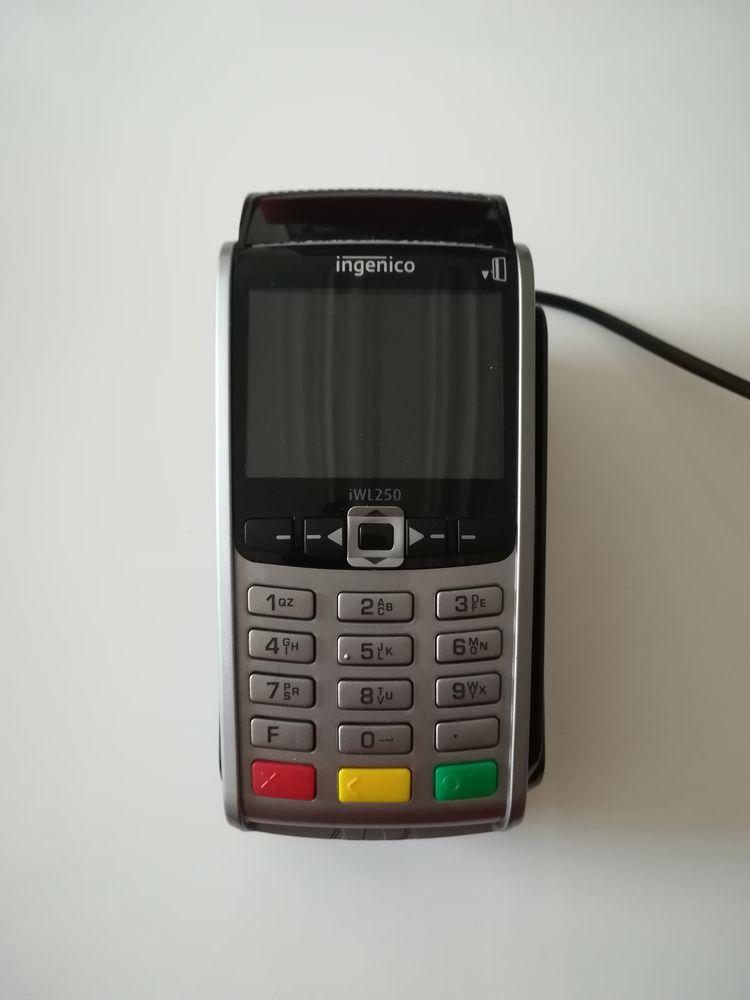 Ingenico IWL250, terminal de paiement électronique  290 Dainville (62)