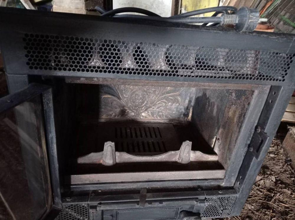 Insert à bois avec soufflerie 200 Le Fuilet (49)