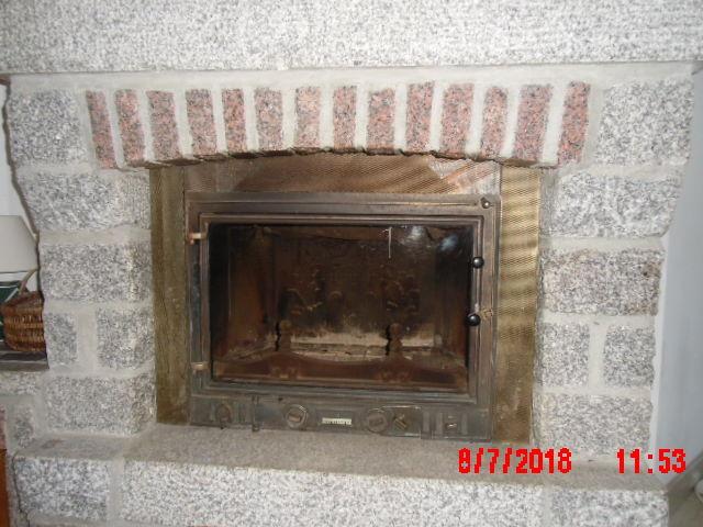 insert de cheminée avec conduit 250 Montournais (85)