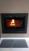 insert de cheminée bois 16/9  600 Guichen (35)