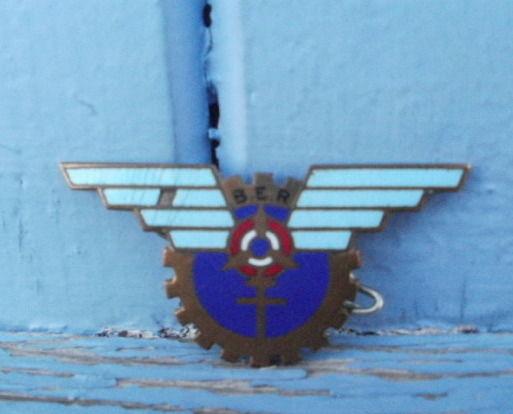 Insigne BER Base école de Rochefort - AVIATION 25 Montauban (82)