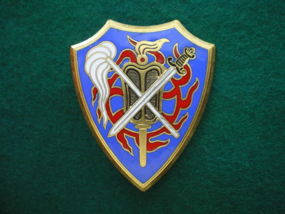 Insigne colonial . Forces Armées Caodistes. 60 Caen (14)