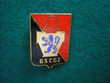 Insigne du Génie - 63° Compagnie du Génie de Zone C.G.Z.