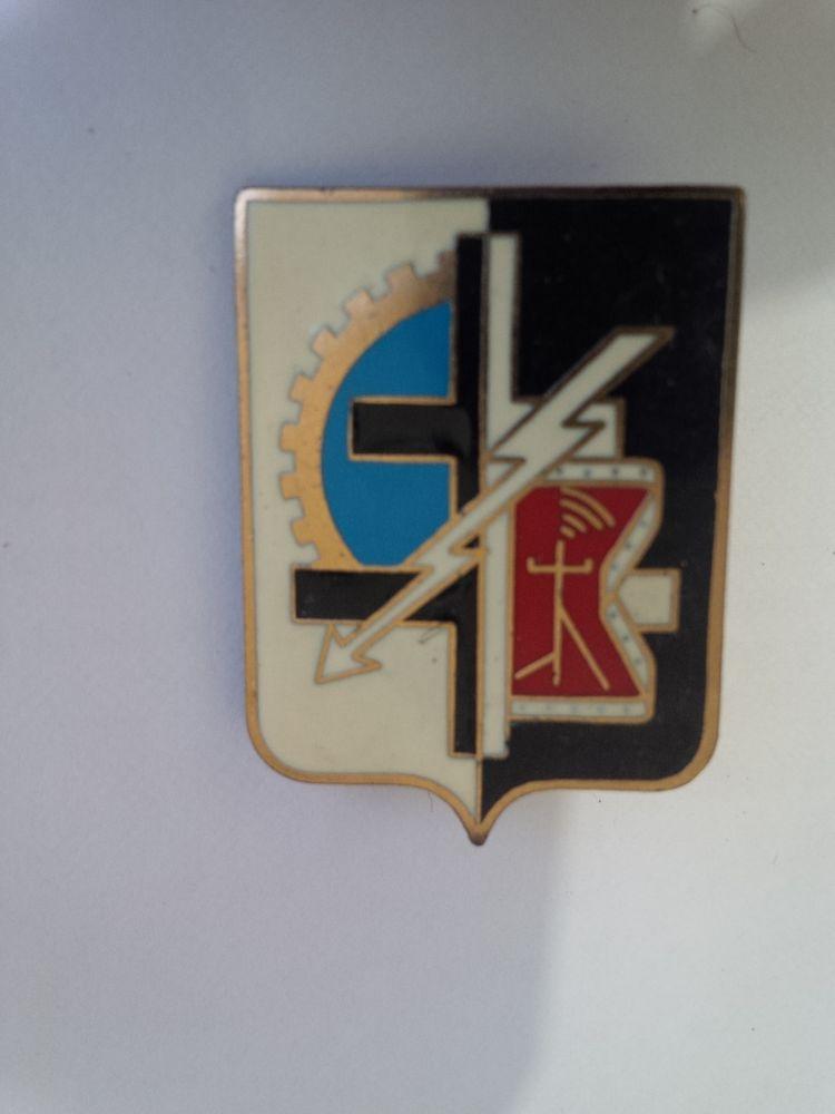Insigne militaire pour collectionneur. 12 Le Pecq (78)