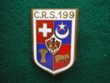 Insigne de Police CRS 199.