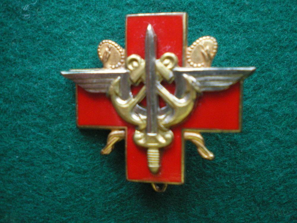 Insigne de Santé - E.C.S.S. Direction des Approvisionnements 12 Caen (14)