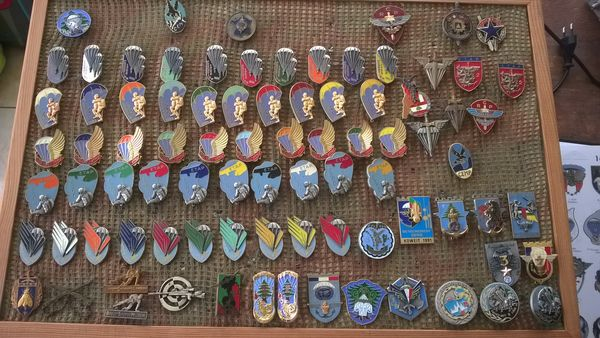 insignes militaires 0 Froideconche (70)