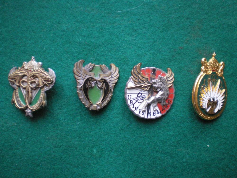 Insignes de Parachutiste - 13° Régiment Dragon Parachutiste.