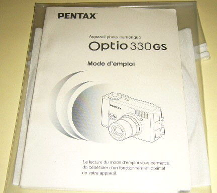 cd-rom d'installation appareil photo pentax 6 Versailles (78)