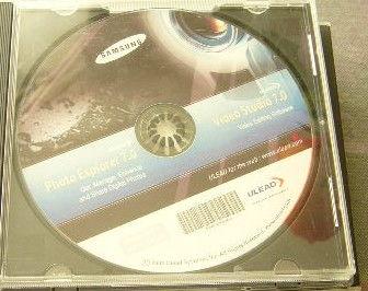 cd d'installation Photo explorer 7.0 et studio Matériel informatique