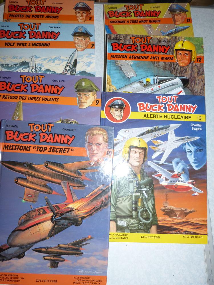 BD - INTEGRALE BUCK DANNY a choisir LISEZ TOUT LE TEXTE Livres et BD