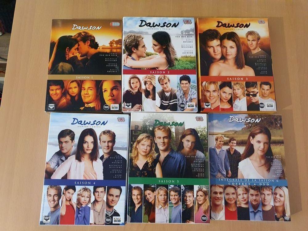 Intégrale 6 saisons Dawson  45 Guebwiller (68)