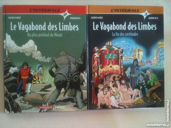 """""""Integrale """"""""Le Vagabond des Limbes"""""""" T2 à 5 Dargaud"""" Livres et BD"""