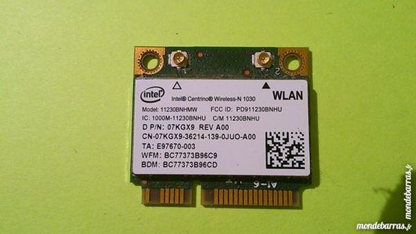 Intel Centrino Wireless-11230BN    N 1030 WiFi 10 Saint-Germain-lès-Arpajon (91)