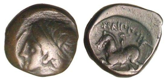 Intéressant Lot de 8 monnaies grecques et romaines 160 Pierre-Bénite (69)