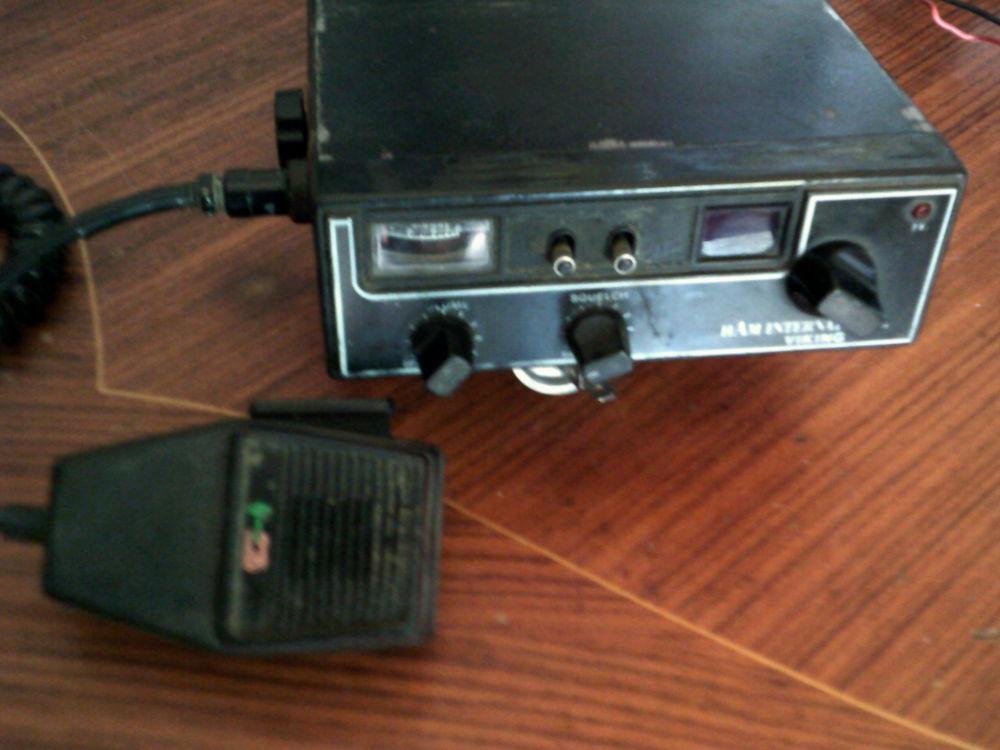 CI-BI HAM INTERNATIONAL VIKING. sans antène Audio et hifi
