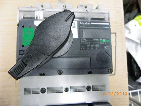 Interrupteur sectionneur INV100 4P 100 A 80 Nantes (44)