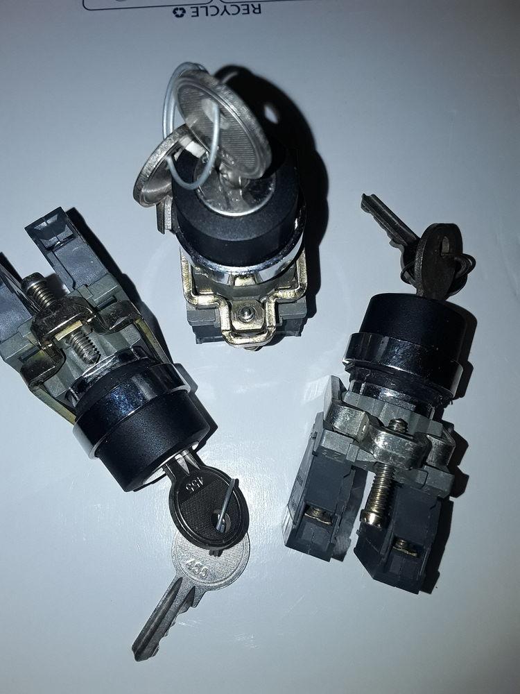 Interrupteur à clé série Harmony XB4 BG.... 20 Serres-Castet (64)