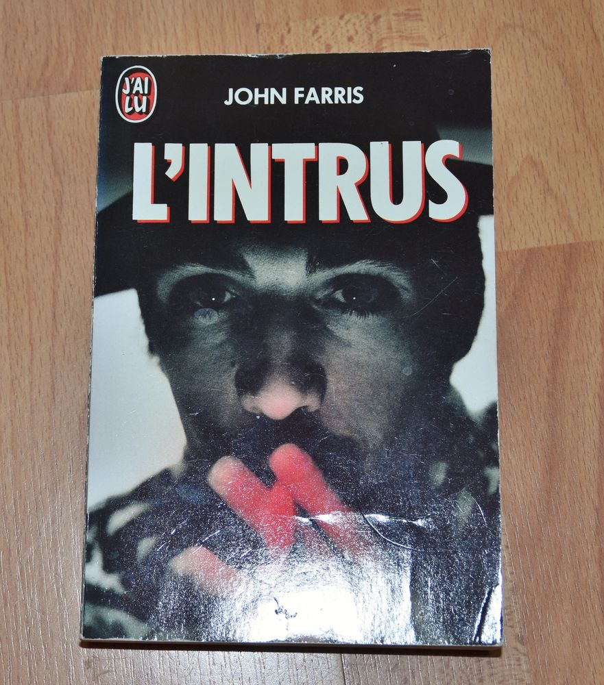L'intrus. De John FARRIS. Très bon état.  2 Gujan-Mestras (33)