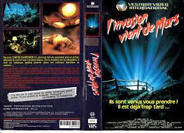 L INVASION VIENT DE MARS vhs film de tobe hooper 19 Rosendael (59)